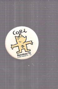 ΚΑΡΦΙΤΣΑ COBI BARCELONA '92