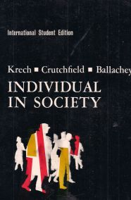 INDIVIDUAL IN SOCIETY