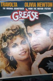 GREASE - JOHN TRAVOLTA, OLIVIA NEWTON-JOHN (VINYL)