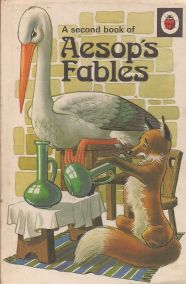 A SECOND BOOK OF AESOP'S FABLES