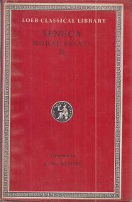 SENECA MORAL ESSAYS II