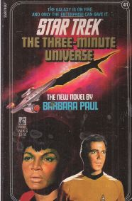 STAR TREK THE THREE-MINUTE UNIVERSE