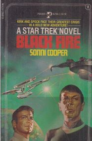 STAR TREK BLACK FIRE