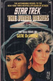 STAR TREK THE FINAL NEXUS