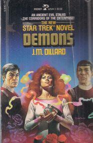 STAR TREK DEMONS