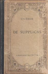 DE SUPPLICIIS