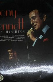 TONY BENNETT - JUST ONE OF THOSE THINGS (VINYL)