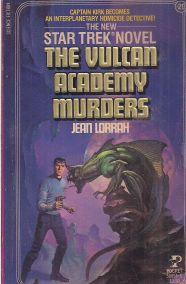 THE VULCAN ACADEMY MURDERS