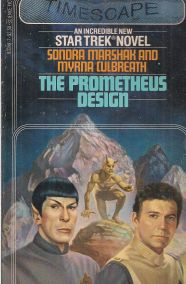 STAR TREK THE PROMETHEUS DESIGN