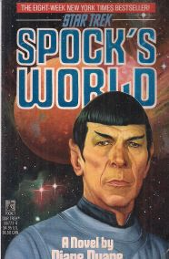 STAR TREK SPOCK'S WORLD