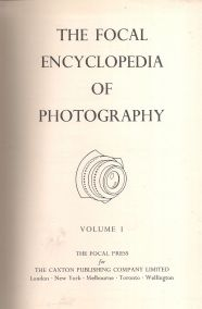 THE FOCAL ENCYCLOPEDIA OF PHOTOGRAPHY ΤΟΜΟΙ 1-2