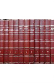 PICTORIAL KNOWLEDGE (10 VOLUMES & ATLAS) / (10 ΤΟΜΟΙ ΚΑΙ ΕΝΑΣ ΑΤΛΑΣ)