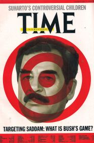 ΤΙΜΕ - TARGETING SADDAM: WHAT IS BUSH'S GAME? - FEBRUARY 3 1992 - No5, Vol139