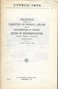 HEARINGS BEFORE THE COMMITTEE ON FOREIGN AFFAIRS AND ITS SUBCOMMITTEE ON  EUROPE