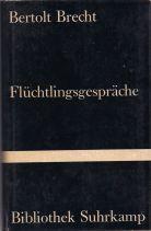 FLÜCHTLINGSGESPRÄCHE