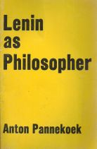 LENIN AS PHILOSOPHER
