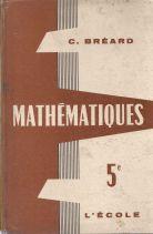 MATHEMATIQUES / 5E