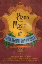 PIANO MUSIC OF LOUIS MOREAU GOTTSCHALK
