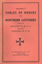 TABLES OF HOUSES FOR NORTHERN LATITUDES