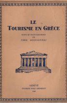 LE TOURISME EN GRECE