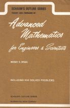 THEORY AND PROBLEMS OF ADVANCED MATHEMATICS FOR ENGINEERS AND SCIENTISTS