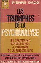 LES TRIOMPHES DE LA PSYCHANALYSE