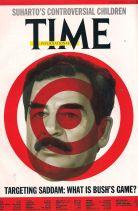 ΤΙΜΕ - TARGETING SADDAM: WHAT IS BUSH'S GAME? - FEBRUARY 3 1992 - No5, Vol139