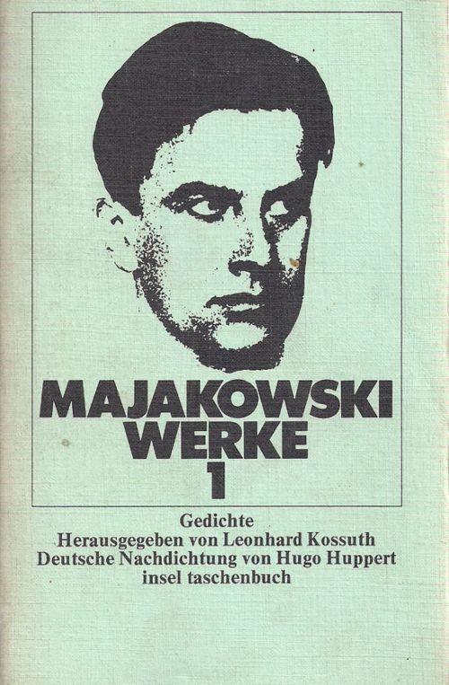 MAJAKOWSKI WERKE 1 - GEDICHTE