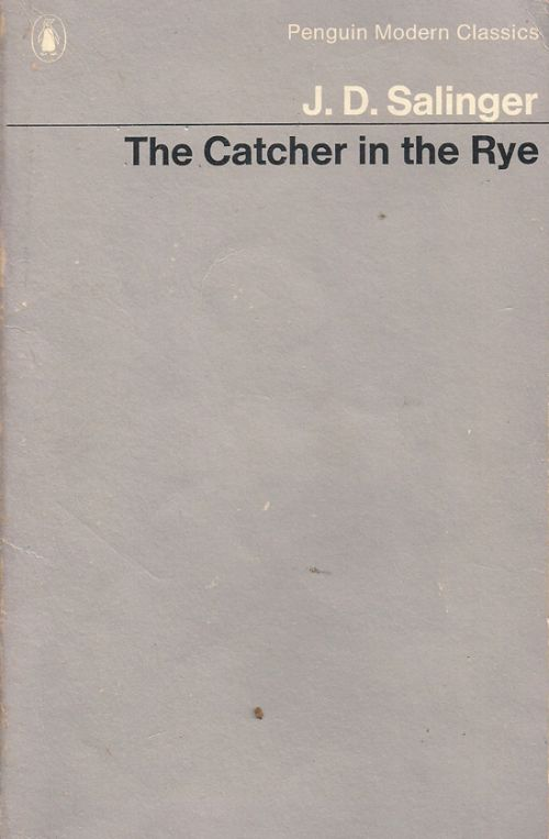THE CATCHER IN THE RYE ΣΑΛΙΝΖΕΡ ΤΖ. SALINGER J. D.