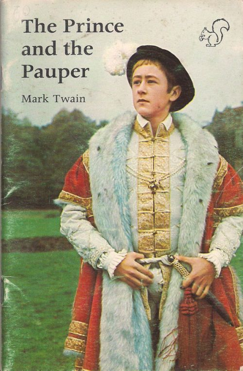 THE PRINCE AND THE PAUPER - TWAIN MARK