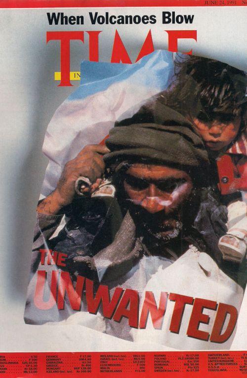 ΤΙΜΕ - THE UNWANTED - JUNE 24 1991 - No25, Vol137