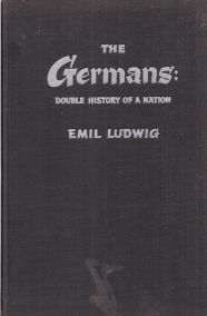 THE GERMANS DOUBLE HISTORY OF A NATION
