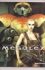 MEGALEX #1 Η ΑΝΩΜΑΛΙΑ