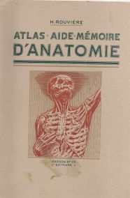 ATLAS AIDED MEMOIRE D'ANATOMIE