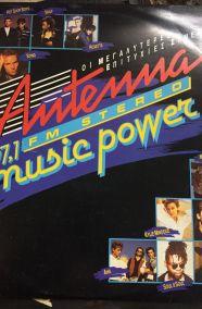 ANTENNA 97.1FM STEREO MUSIC POWER