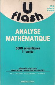 U FLASH ΑΝΑLYSE MATHEMATIQUE