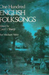 ONE HUNDRED ENGLISH FOLK SONGS