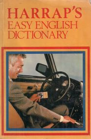 HARRAP'S EASY ENGLISH DICTIONARY