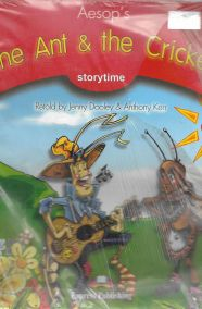 AESOP'S THE ANT AND THE CRICKET STORYTIME