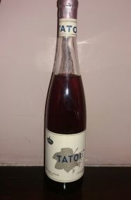 ΤΑΤΟΪ Φιάλη Οίνου Παλαιώεως έτους 1948 - TATOI GREEK ROYAL OLD WINE 1948
