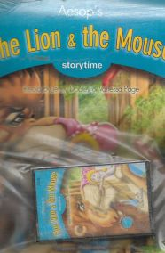 AESOP'S THE LION & THE MOUSE STORYTIME