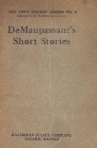 DeMAUPASSANT'S - SHORT STORIES