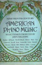 NINETEENTH-CENTURY AMERICAN PIANO MUSIC