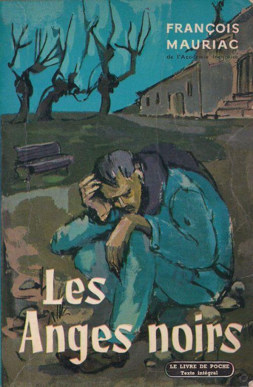 LES ANGES NOIRS - OI ΜΑΥΡΟΙ ΑΓΓΕΛΟΙ - ΜΩΡΙΑΚ ΦΡΑΝΣΟΥΑ - MAURIAC FRANçOIS