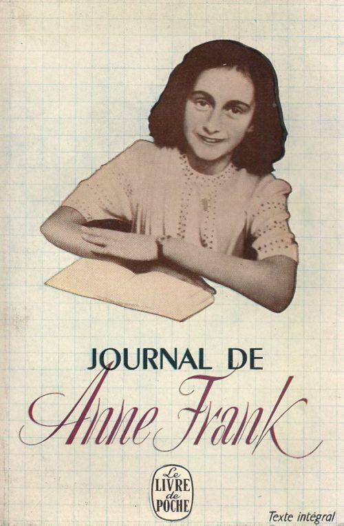 JOURNAL DE ANNE FRANK - FRANK ANNE